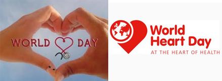 Картинки по запросу Всемирный день сердца (World Heart Day)