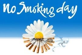 Международный день без табака (No Smoking Day)